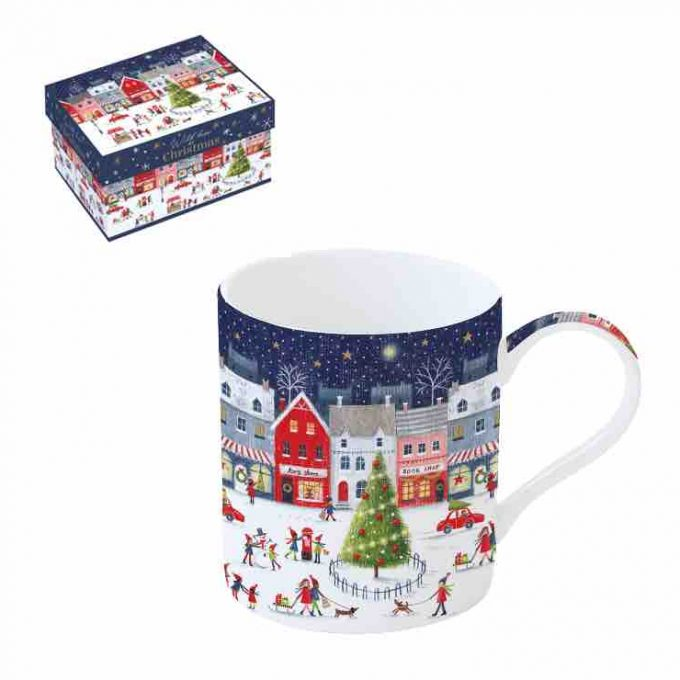 WithLoveAtChristmas Taza 350ml